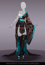 24H AUCTION - OUTFIT ADOPT 791 - closed by CherrysDesigns
