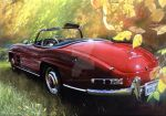 1960 Mercedes Benz 300SL Roadster by donpackwood