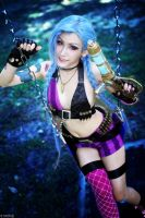 League of Legend: Jinx 3 by josephlowphotography