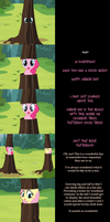 Pinkie Pie Says Goodnight: Arbor Day by MLP-Silver-Quill