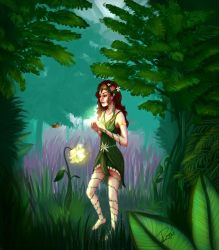 Mother nature by Xdanix914