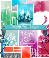 Texture Pack #5 by 4mira