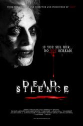 Dead Silence Movie Poster by RetinalMist