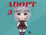 Adopt 3 ( open) by silly-banannas