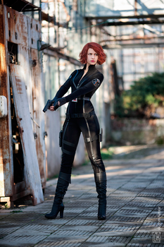 Black Widow_05 by Letaur
