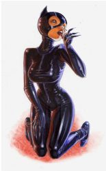 Catwoman by vebrox