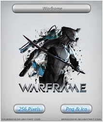 Warframe - Icon by Crussong