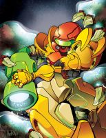 Super Old Metroid by herms85