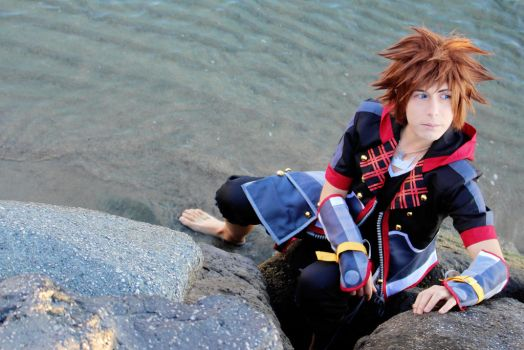 Sora Cosplay by Smexy-Boy