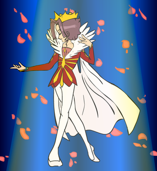 Your prince has arrived Mon Cheri by SailorPhantom