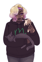 im allergic to cats by toastyrabbits
