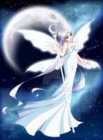 Mother of the Moon by MegzieSassypants