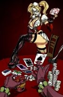 Harley by NeMAfronSPAiN by VPizarro626