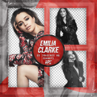Png Pack 1286 - Emilia Clarke by xbestphotopackseverr