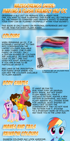 Naz's Guide - How to Make a Plush Friendly MLP OC by Nazegoreng