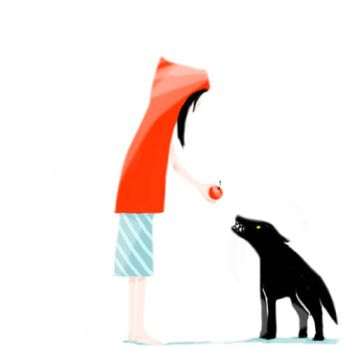 Red Riding Hood by nokiirat