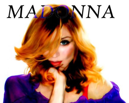 Madonna: disco by haveacookie