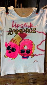 Lipstick Rampage by marcony