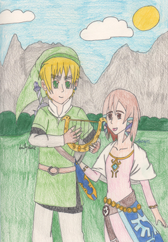 Request - Link to Nature by SwiftNinja91