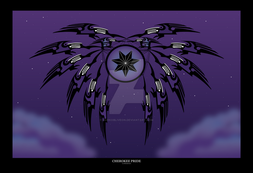 Cherokee Pride - Color by DarkObliveon