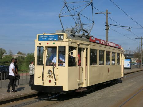 Tram 65 (S.9994) at WSC by kanyiko