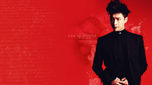 LAY|WALLPAPER|MONSTER by EXOEDITIONS