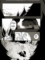 3 Pillars: Old-New Comic Page by karniz