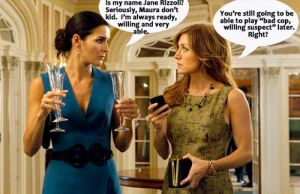 Rizzoli and Isles Funny by Ashski