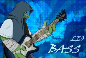 Leo - Bass by JR-Julia