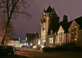 Stirling Old School by BusterBrownBB