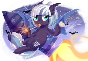 Batty New Year by Spookyle