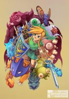 A Link to the Past by sarrus