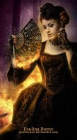 Fire Queen by PauBuenoZ