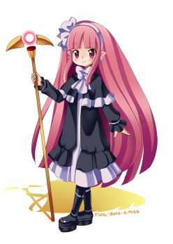Disgaea: Mage by Final-Boss-Emiko