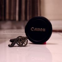 Cannon vs Canon by inkrush