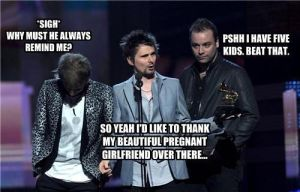 Muse at Grammy's - Contest by mayguhn