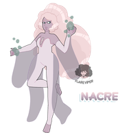 Nacre Redraw by FlareViper