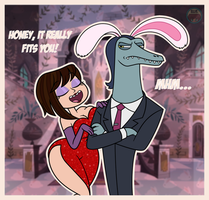 Who Framed Toffee Rabbit by Mother-of-Trolls