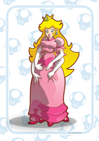 Multi Peach by the-journey