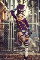 Mad Moxxi - Cornered by Enasni-V
