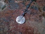 Artemisia annua - Sweet Annie Silver Pendant by QuintessentialArts
