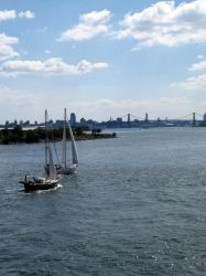 hudson river by Lonelily641
