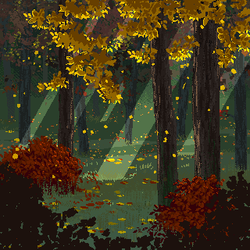 Pixel autumn by Forheksed
