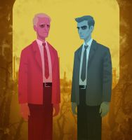 True Detective by bearmantooth