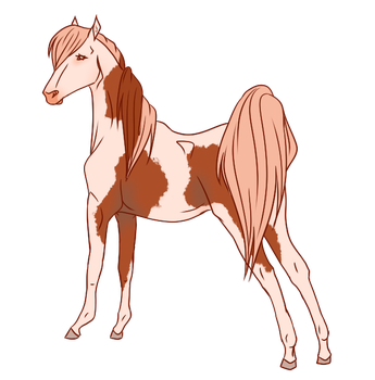 Horse Adopt 254 - Sold by Miss-Adopts