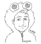 Tre Cool - Sprinkle Monster by kelly42fox