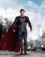 Superman / Christopher Reeve by GOXIII
