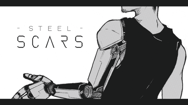 STEEL SCARS Part2 by Dunklayth