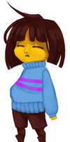 Frisk by Witequeen