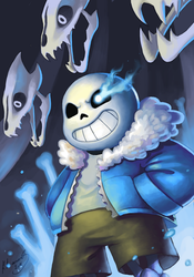 Megalovania: So you really wanna have a bad time by foxinsoxx